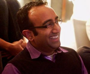 Photo of Jair smiling